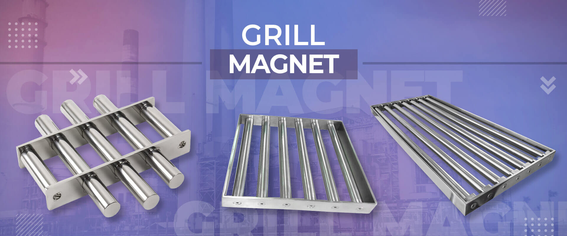 Grill Magnet In Tiruchanur