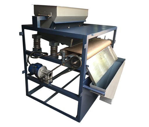 High Intensity Roller Type Magnetic Separator Suppliers
